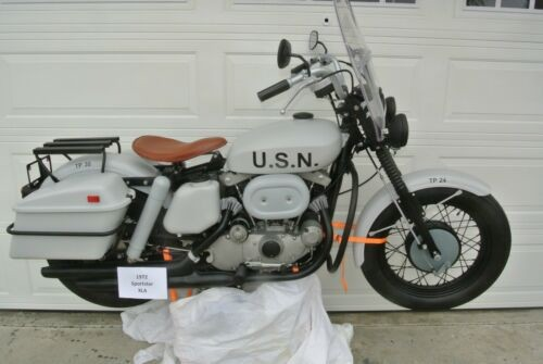 1972 Harley-Davidson Sportster Grey for sale craigslist