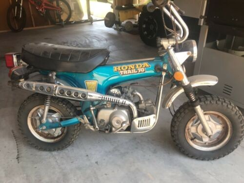 1972 Honda CT Blue for sale