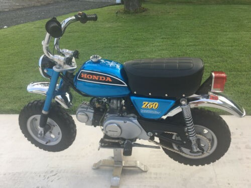 1972 Honda Other Blue for sale