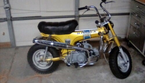1972 Honda Other Candy yellow craigslist