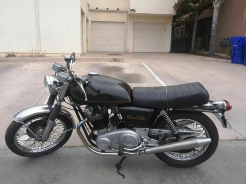 1972 Norton Commando Interstate Black for sale craigslist
