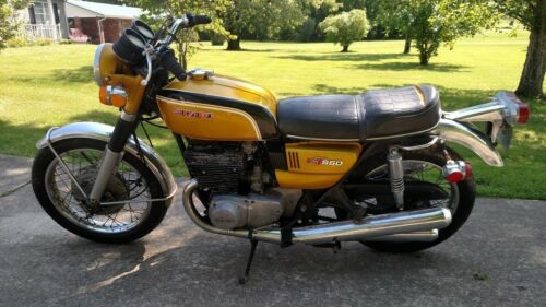 1972 Suzuki Gt550 for sale