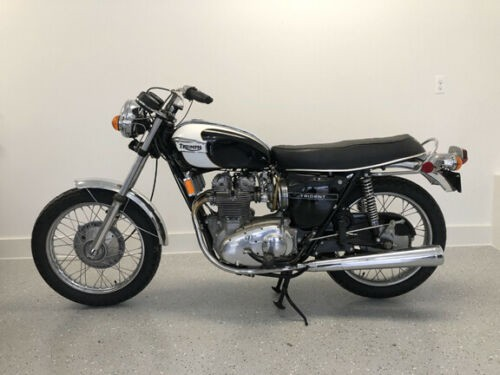 1972 Triumph Trident Black for sale craigslist