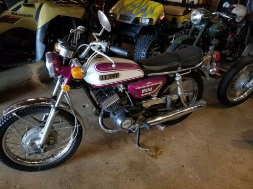 1972 Yamaha 200 Electric Fushia for sale craigslist