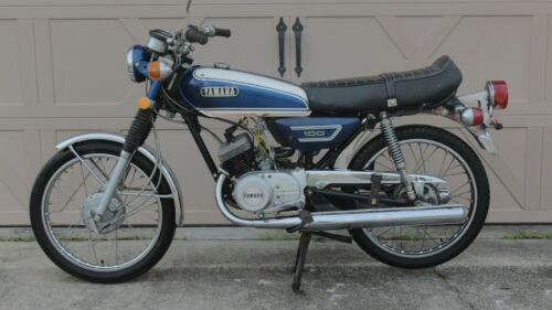 1972 Yamaha LS2 Blue for sale