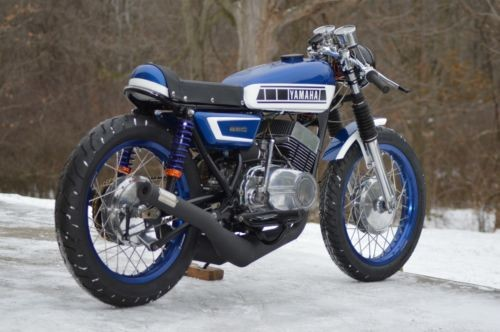 1972 Yamaha r5c blue/white for sale craigslist