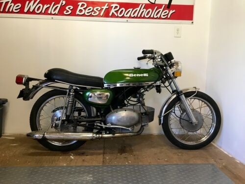 1973 Benelli 250 Super Sport for sale craigslist