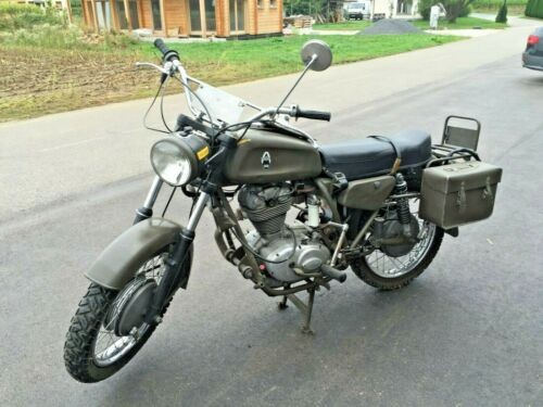 1973 Ducati 350 A ARMY GREEN for sale