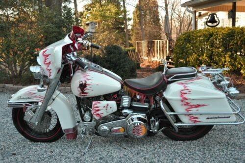 1973 Harley-Davidson Other White for sale