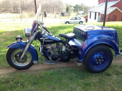 1973 Harley-Davidson Police Service Car Cobalt Blue for sale craigslist