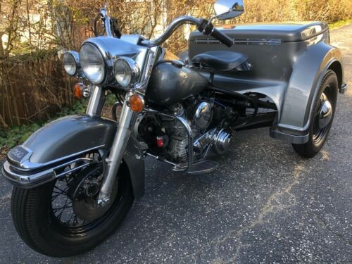 1973 Harley-Davidson Touring Gray for sale