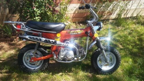 1973 Honda CT Orange for sale craigslist