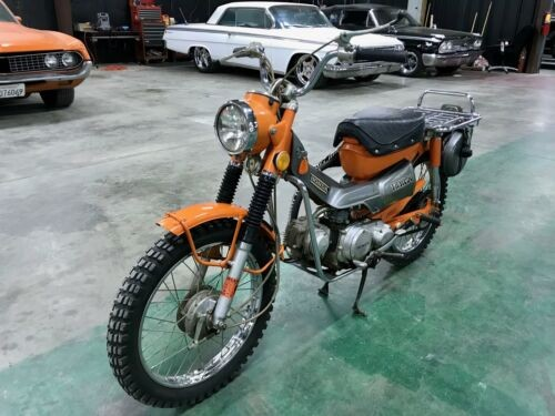 1973 Honda CT90 -- Orange for sale craigslist