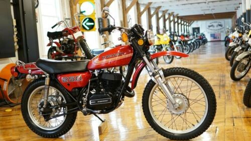 1973 Kawasaki F11 250cc Red for sale craigslist