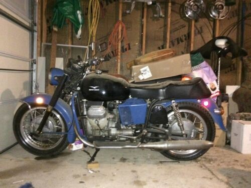 1973 Moto Guzzi Eldorado for sale craigslist