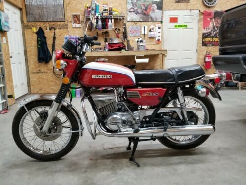 1973 Suzuki Other Red for sale