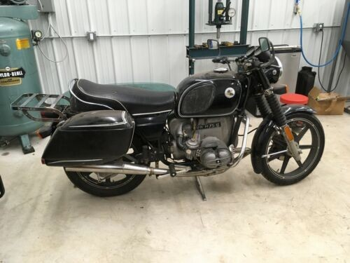 1974 BMW R-Series Black for sale craigslist