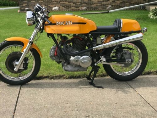 1974 Ducati Supersport craigslist