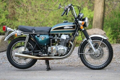 1974 Honda CB Green for sale craigslist