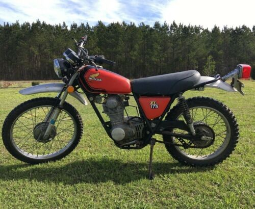 1974 Honda XL-175 for sale