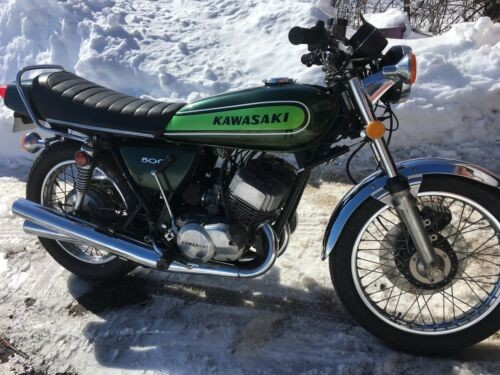 1974 Kawasaki 500H1 for sale craigslist