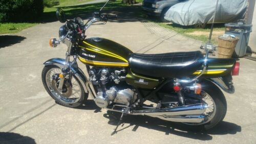 1974 Kawasaki Z1A 900 Green for sale