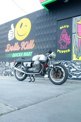 1974 Moto Guzzi Cafe Racer Black for sale craigslist