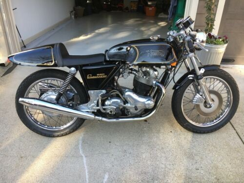 1974 Norton 850 Commando for sale craigslist