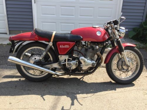 1974 Norton Commando Red for sale craigslist