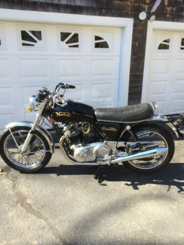 1974 Norton Norton Commando Black craigslist