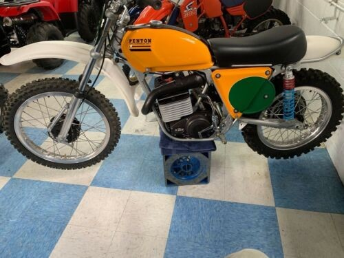 1974 Other Makes 250 Hare Scrambler Yellow for sale