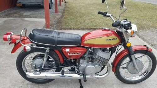 1974 Suzuki T500 Titan for sale