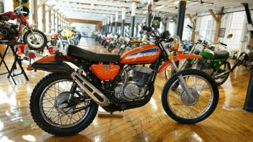 1974 Suzuki TS400 ORANGE for sale