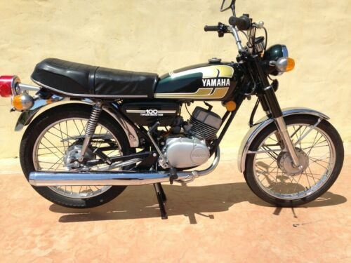 1974 Yamaha Other Dark green metallic for sale