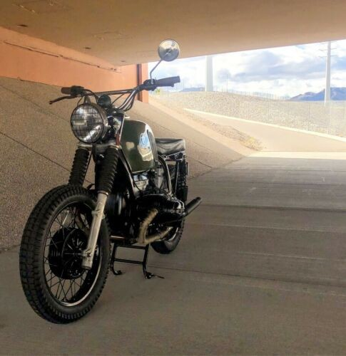 1975 BMW R-Series Green for sale