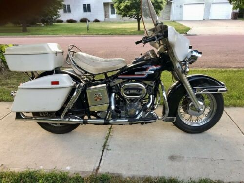 1975 Harley-Davidson FLH Black Original Paint for sale craigslist