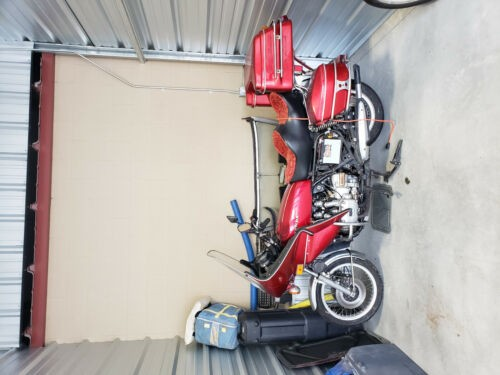 1975 Honda Gold Wing Red for sale