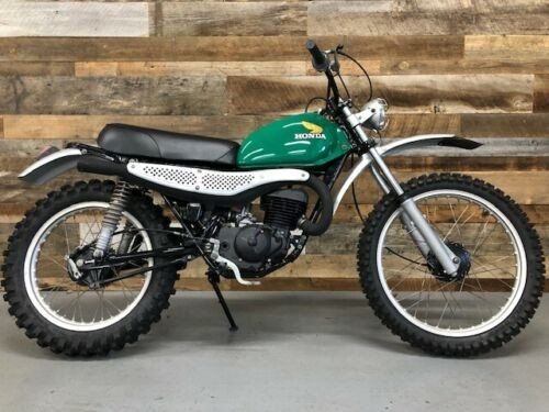 1975 Honda Other Green for sale craigslist