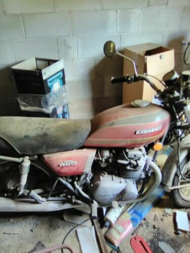 1975 Kawasaki Other Red for sale