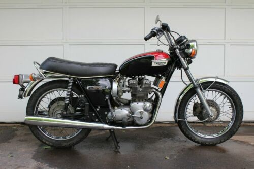 1975 Triumph Trident Black for sale
