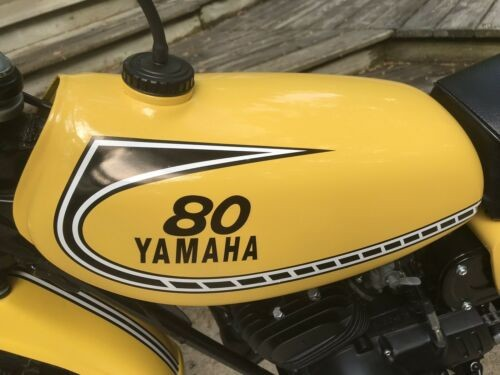 1975 Yamaha YZ Yellow for sale craigslist