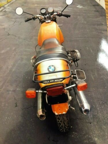 1976 BMW BMW R90s Orange for sale craigslist