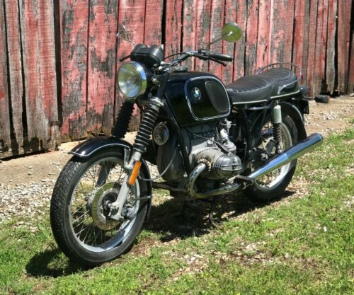 1976 BMW R-Series black craigslist