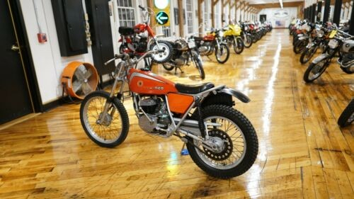1976 Bultaco Sherpa-T Bultaco Red for sale