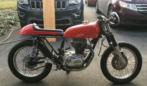 1976 Honda CB Red for sale