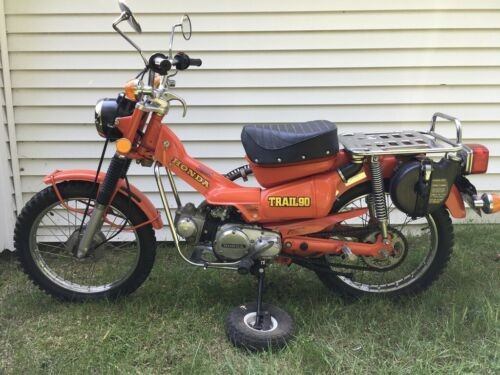 1976 Honda CT Orange for sale