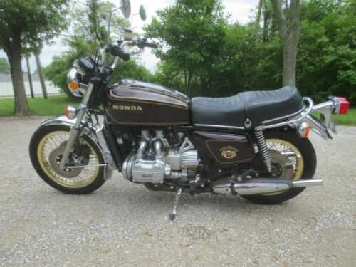 1976 Honda Gold Wing Custom Candy Brown for sale