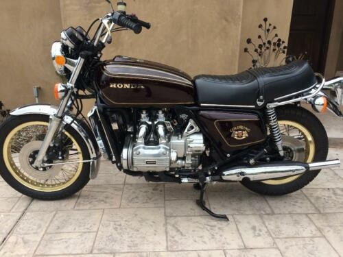 1976 Honda Gold Wing Gold for sale craigslist