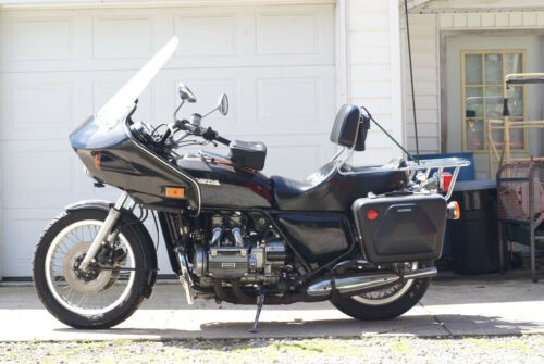 1976 Honda goldwing GL1000 Black for sale