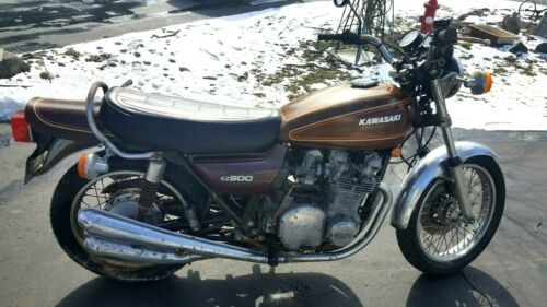 1976 Kawasaki KZ900 for sale craigslist